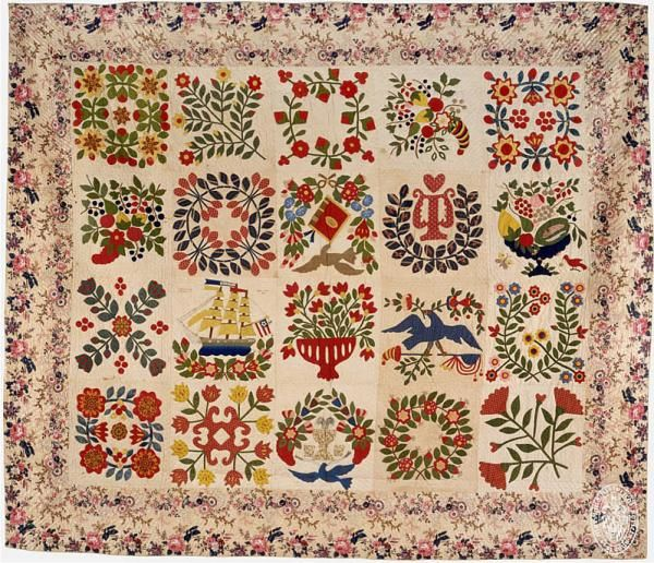 45 best images about baltimore album quilts on pinterest - Antique exchange home design baltimore md ...