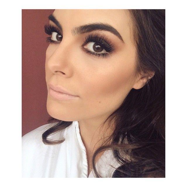 Ximena Navarrete makeup