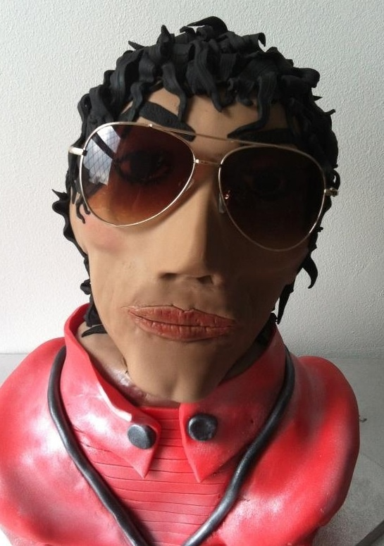 Michael Jackson yes it's cake