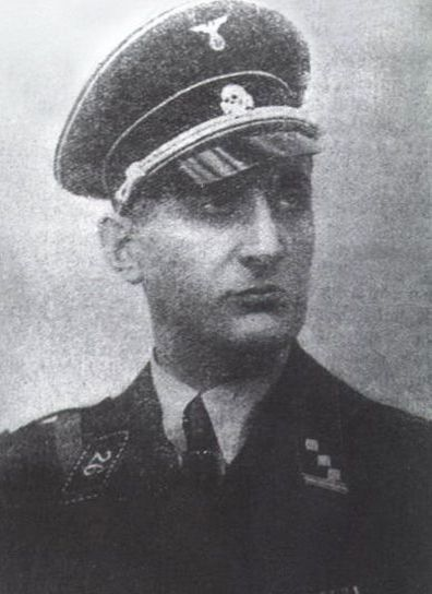 A unique case of war criminal: Hermann Florstedt (1895–1945), was an SS captain who held senior positions at Sachsenhausen and Majdanek concentration camps. Suspected of profiteering, he was eventually arrested after an SS investigation, was tried and sentenced to death, and was shot on April 15, 1945. Florstedt was charged with embezzlement and arbitrarily killing prisoner witnesseses (!!!!). He is the only known SS to have been put to death for killing camp inmates.
