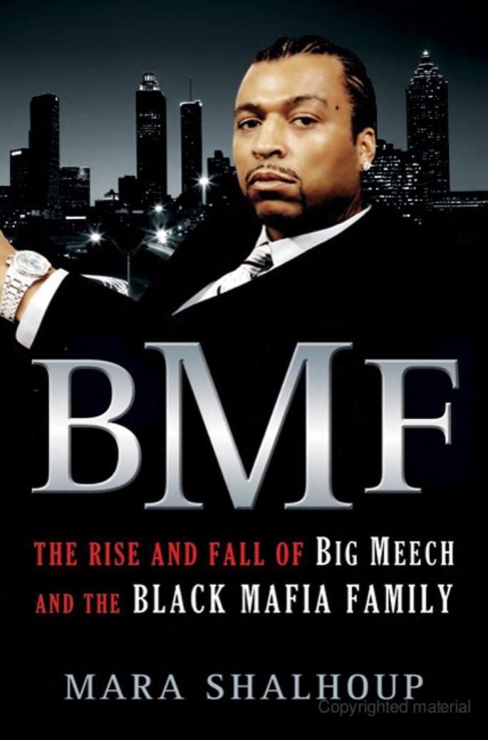 BMF: The Rise and Fall of Big Meech and the Black Mafia Family - Mara Shalhoup