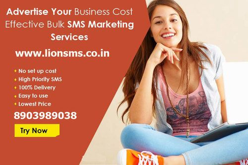 Bulk SMS Chennai Transnational SMS Marketing SMS Chennai - www.lionsms.co.in