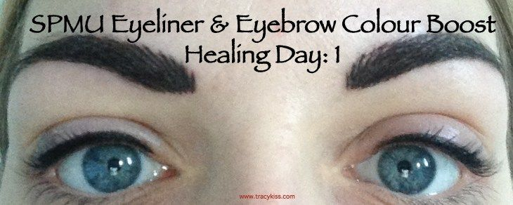 Semi Permanent Makeup Eyebrow & Eyeliner Colour Boost