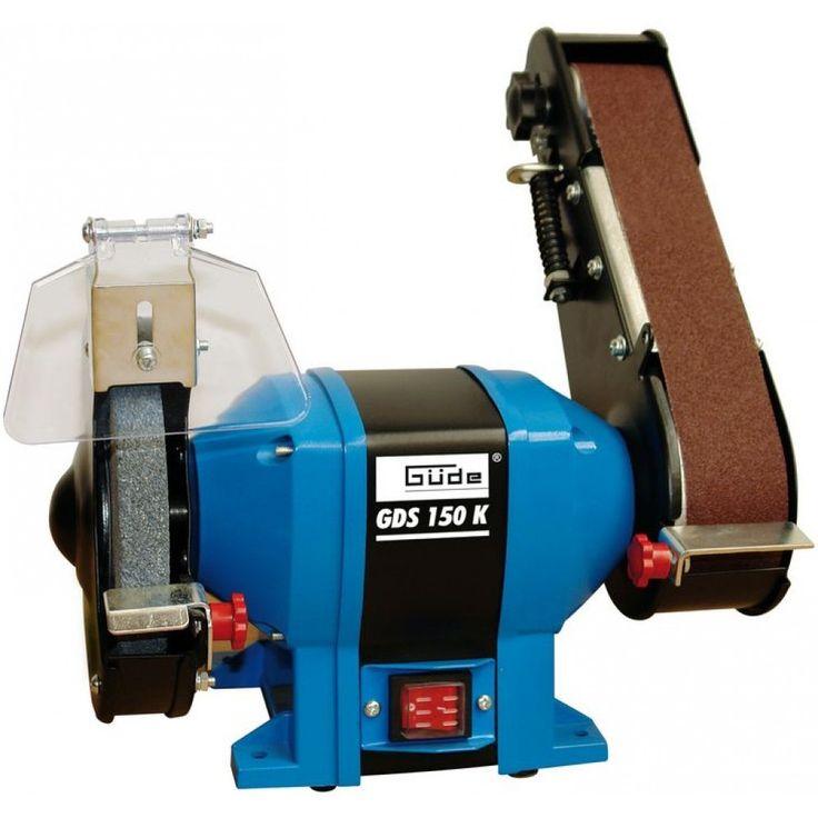 GÜDE GDS 150 K Kombinovaná stolní bruska 55108