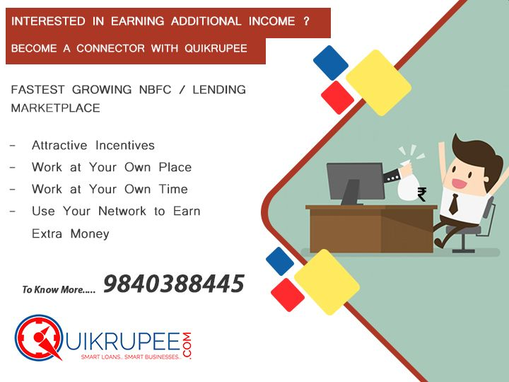 Quikrupee Helps Small Direct Selling Agents And Connectors To Work With Us In Order To Grow And Develop Quikrupee Is A Lead Business Loans Mortgage Loans Loan