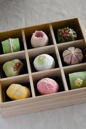 Japanese sweets Childhood memories
