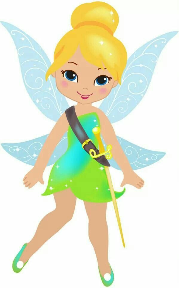 Tinkerbell The Pirate Fairy