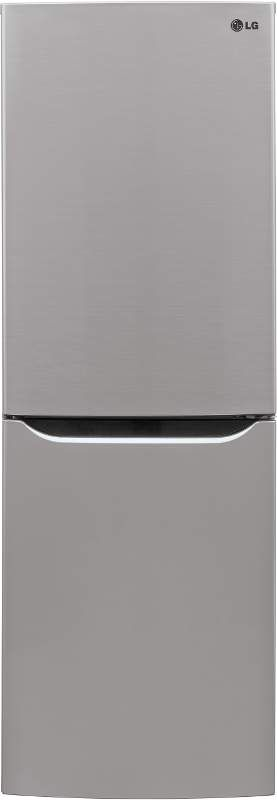 "LG LBN10551PS 24"" Bottom Freezer Refrigerator 