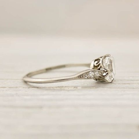 Simple Wedding Ring this is more like what i want. small and simple