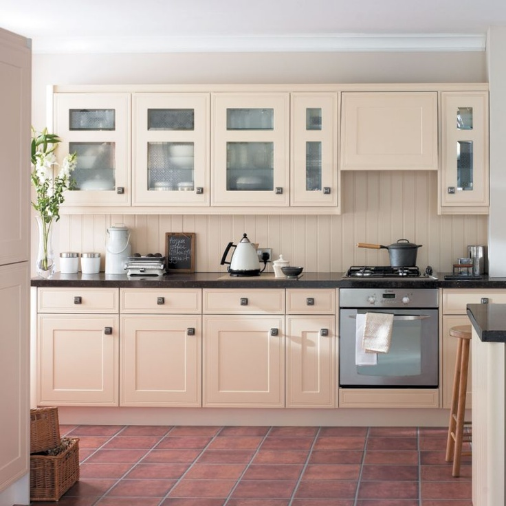 Country Kitchen Newport Nh: Dealing With Terracotta Floors