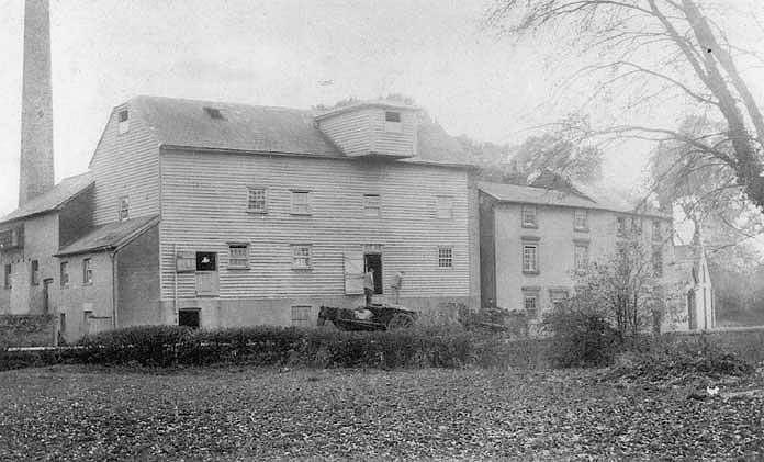 Stotfold Mill c1900