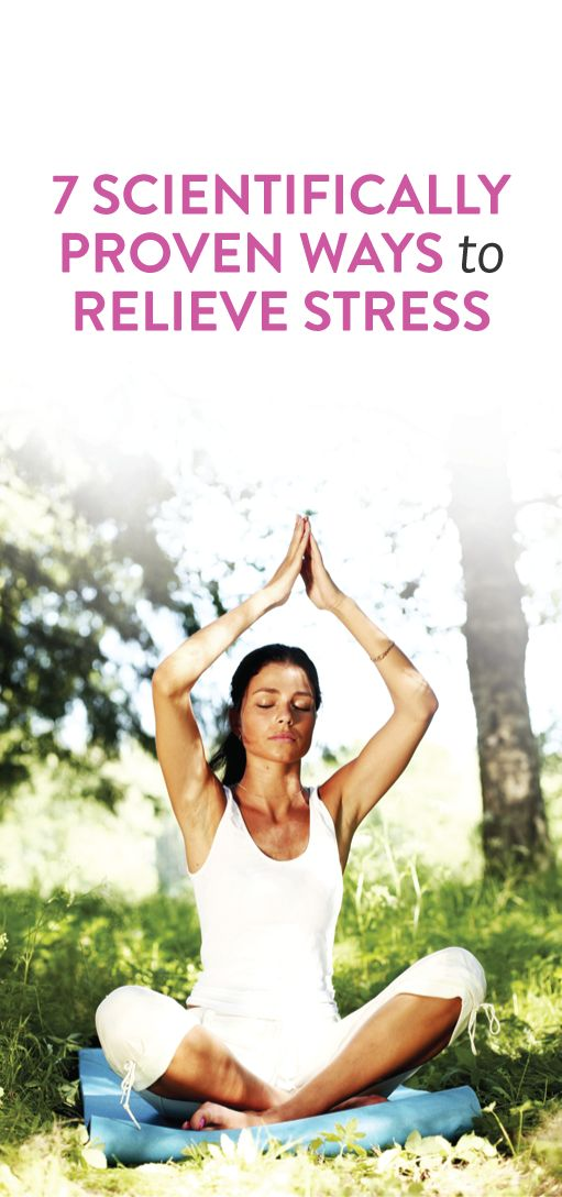 yoga a way to relieve stressed Yoga not only is an effective method to reduce stress but also is a good way to get fit and stay healthy.