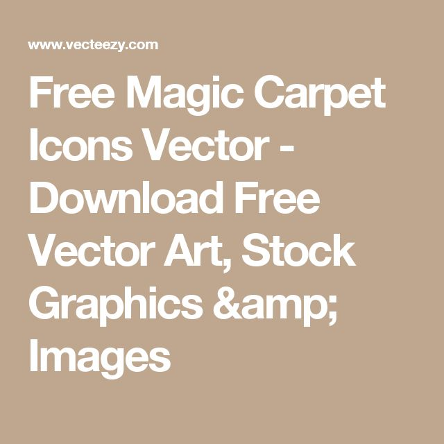 Free Magic Carpet Icons Vector - Download Free Vector Art, Stock Graphics & Images