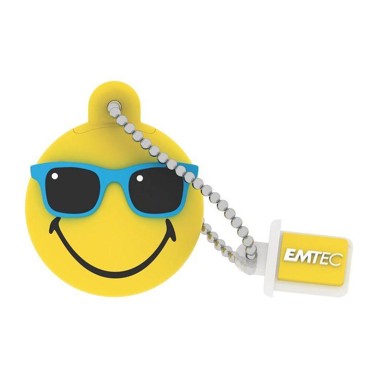 Clé USB Emtec Mister Hawaï 8 Go, Clés USB