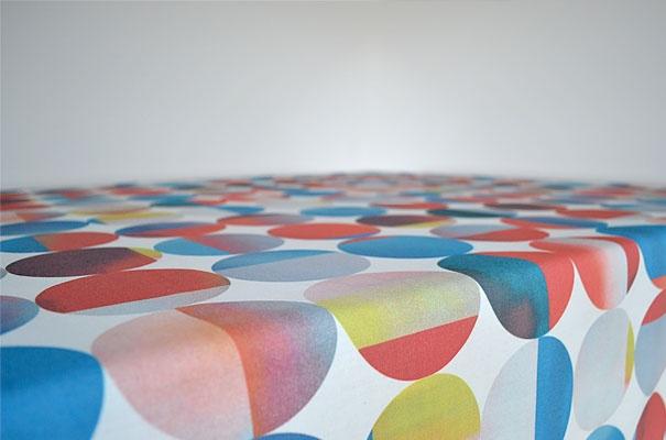 Tekstil voksdug | Fabula Designstudio