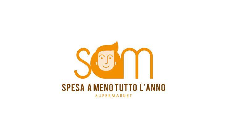 Supermercati Decò Brand Identity for Martina Zucchini