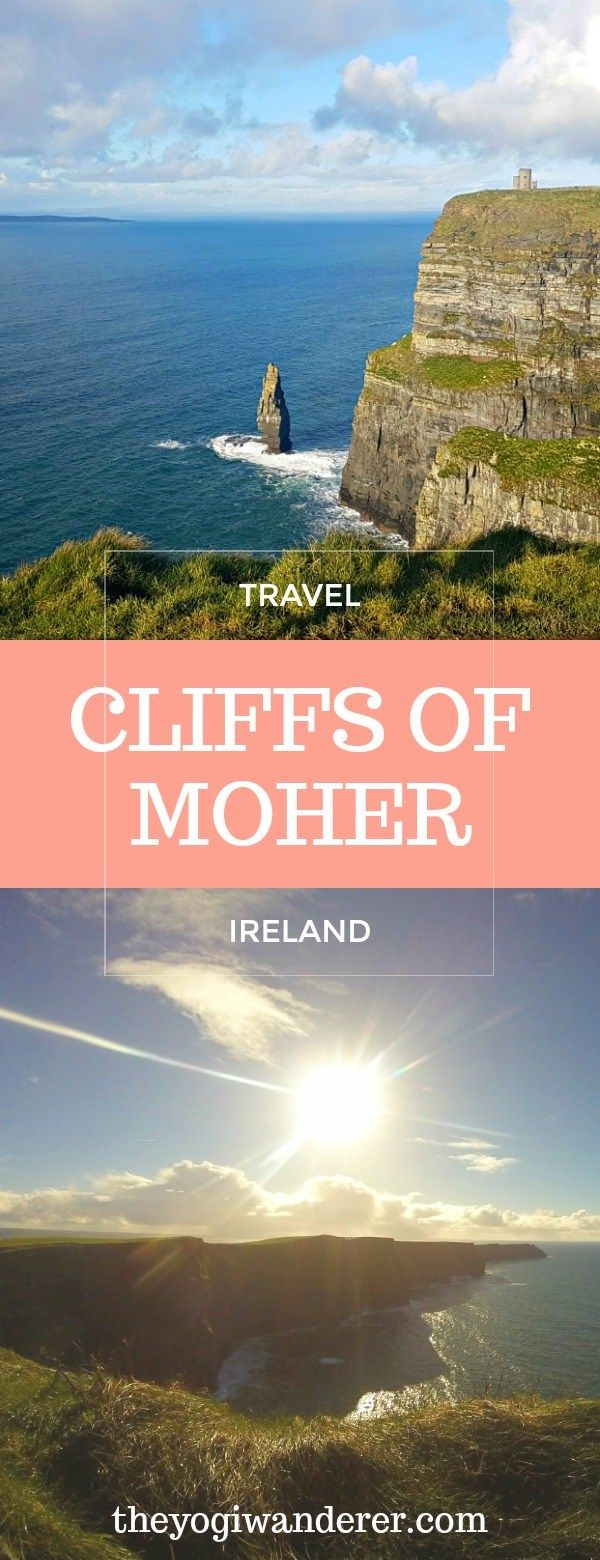 A road trip to the Cliffs of Moher, Ireland #Travel #Europe