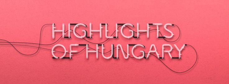 Highlights of Hungary! http://www.highlightsofhungary.hu