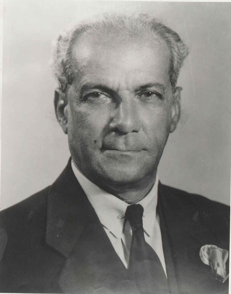 Norman Washington Manley, National Hero & Edna's husband & 1st cousin.