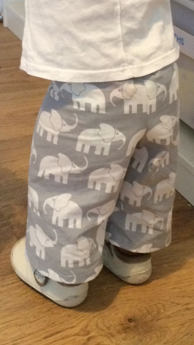 Elephant trousers
