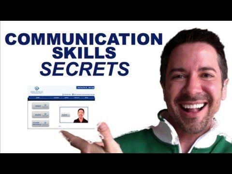 Communication Skills Training: body language secrets, speaking with confidence, magic responses++