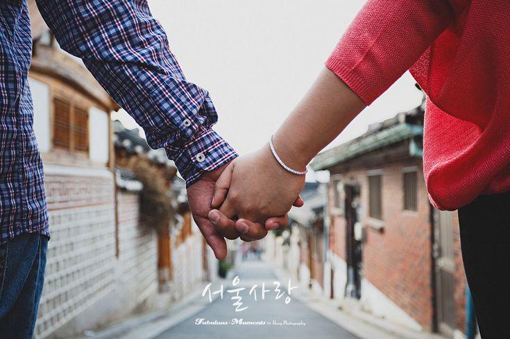 Korea Prewedding - Wedding Inspirations