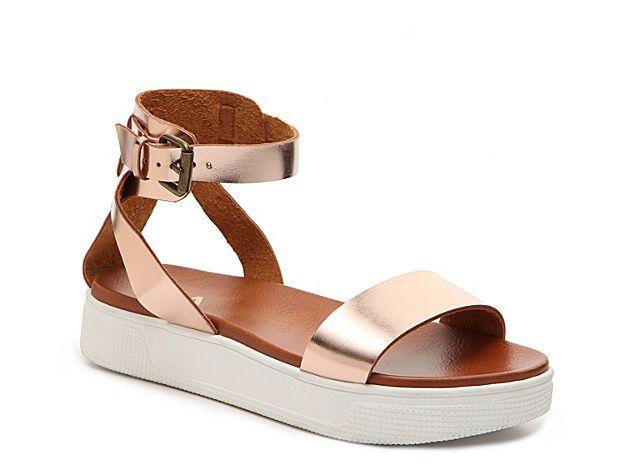 Mia Ellen Platform Sandal in 2020