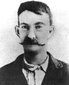 Edward Capehart O'Kelley (1858 — 13 January 1904) was the man who murdered Robert Ford, who had killed the famous outlaw Jesse James to receive a bounty.