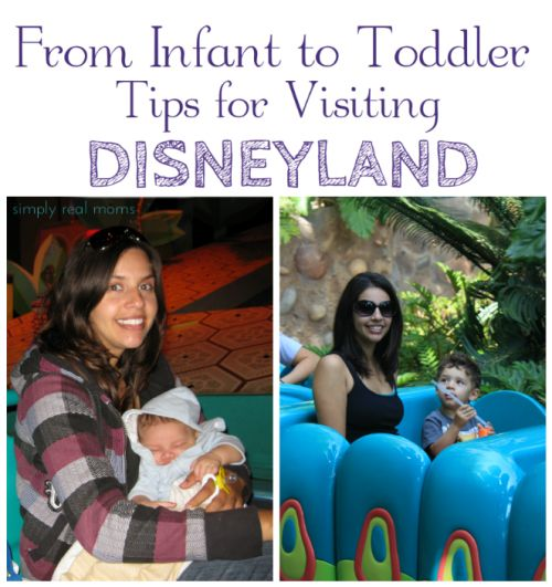 Headed to Disneyland with your infant or toddler? Don't miss these essential tips to having a magical vacation at the happiest place on earth!