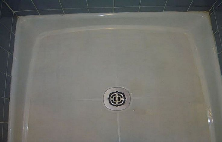 shower pan sizes fiberglass