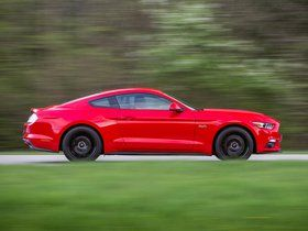 Ver foto 16 de Ford Mustang GT Europa 2015