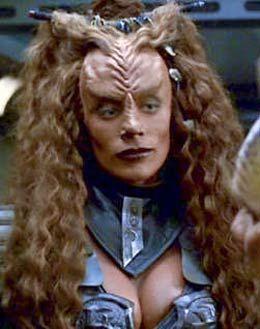 Star Trek Voyager Aliens | voyager ch rega in the star trek voyager episode prophecy officer ch ...