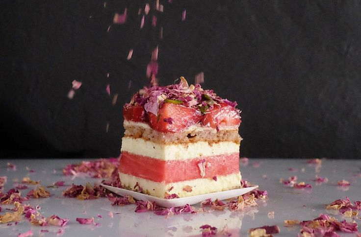 The home of the Strawberry Watermelon Cake has hit the mean streets of Carlton.