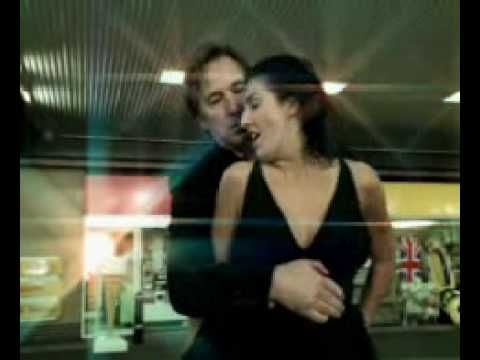 Music Video - Texas 'In Demand' Sharleen Spiteri and Alan Rickman Tango in a petrol station!