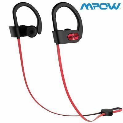 Ad Ebay Link Mpow Bluetooth Headphone Wireless Headset Richer Bass Hifi Sweatproof Sports Mpow Bluetooth Headphones Waterproof Wireless Sport Earbuds