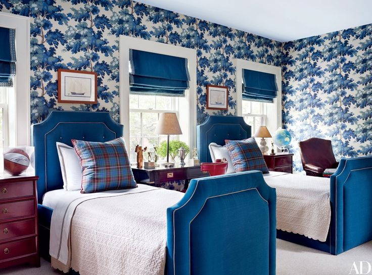 30 Wallpaper Ideas for Every Room Photos | Architectural Digest
