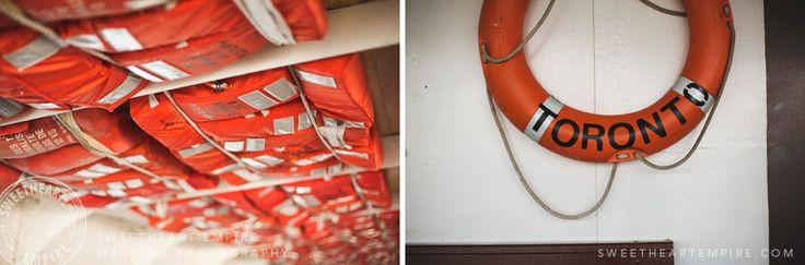 Toronto Island Ferry Details - Wards Island #torontoisland #sweetheartempirephotography
