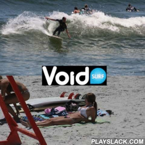 Void Live Surf Report  Android App - playslack.com , Surf report for North East Florida brought to you by Voidlive.com. Features live weather conditions, camera shots and all the latest wave information you need. If you're an old SJP follower, this is a must have. If you're out of the loop and looking for a Jacksonville surf report, check out Voidlive.com, figure things out, come back and download this application.Works on all versions of Android.Previously known as SurfJaxPier Surf Report.