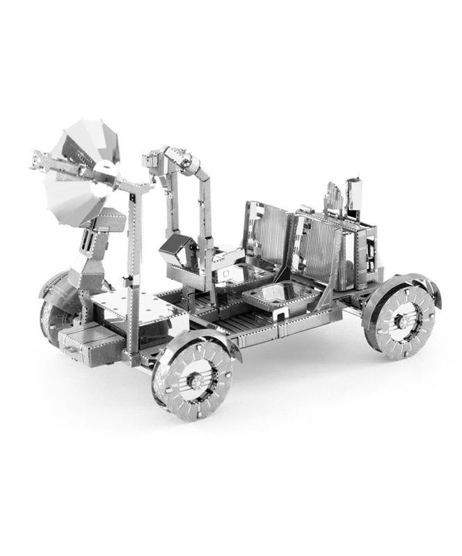 Lunar Rover Metal Earth Model #museumofflight