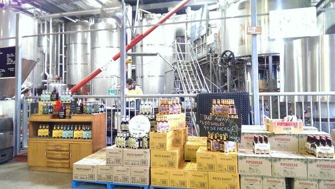 White Rabbit Brewery - Healesville, Victoria, Australia