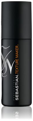 Texture Maker-THE FORM RANGE TEXTURE MAKER TEXTURE MAKER Lightweight, versatile texture spray. Mineral spray with sea salt crystals – for matte finish and medium hold.  USE IT Spray into wet hair before blow-drying for hold and tousled texture. Mist on dry hair and mould with hands for extreme, re-workable texture. TRACK DOWN THIS PRODUCTVIEW THE LOOKS