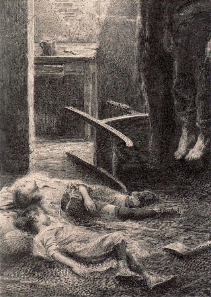 Emil Holárek - And Forgive Us Our Sins, c. 1900
