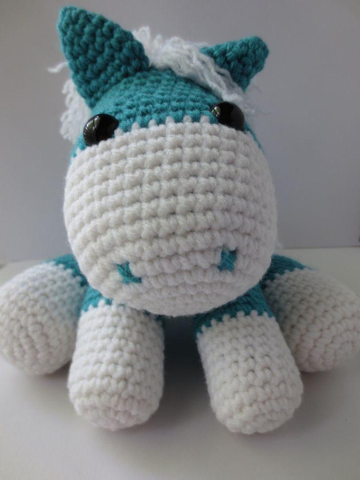 Crochet Plush Horse,Crochet Horse Doll, Horse Toy Crochet, Horse Plush Crochet, Crochet Toy Horse,  Kids Horse Toy, Horse Stuffed Animal by LovelyLizardDesigns on Etsy https://www.etsy.com/listing/189386244/crochet-plush-horsecrochet-horse-doll