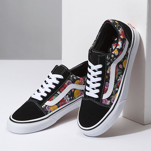 17011c0e311082 Lux Floral Old Skool
