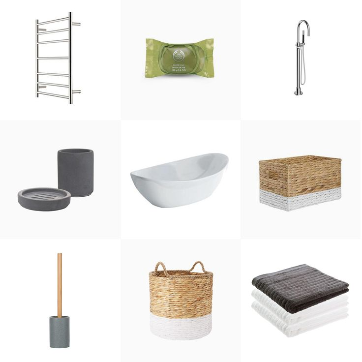 Get the Look: Dyls & Dylz' Bathroom - To help you get the look in your home, we've found some of the pieces featured on the show - click to see where to shop the products seen on The Block NZ