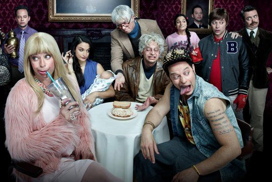 One of the greatest shows ever. So sad it's ending. Kroll show