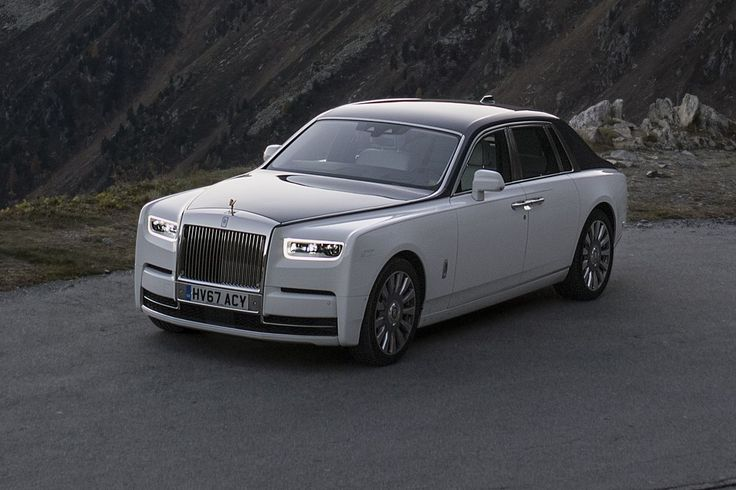 New Rolls Royce Phantom : $450,000 Price Tag: After more than a decade, the historic brand is relaunchingits flagship sedan.