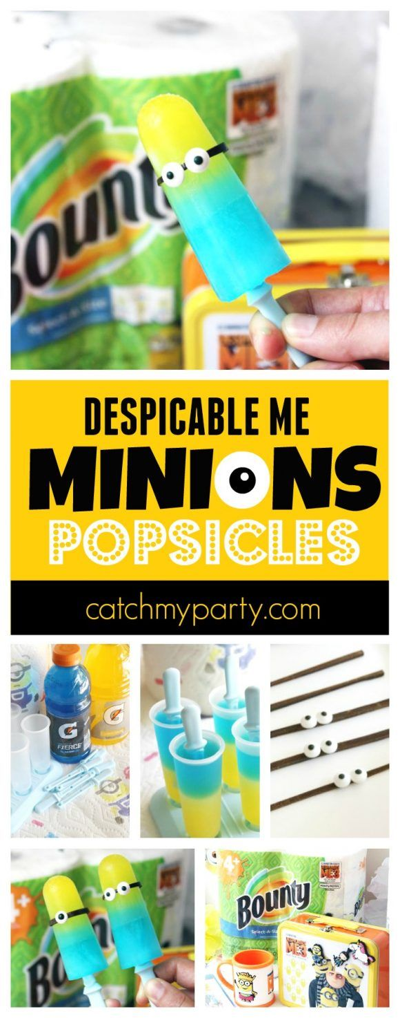 353 Best Despicable Me Minions Party Ideas Images On