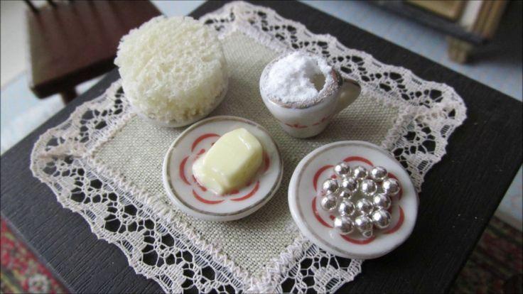 Mini Kitchen/Cake