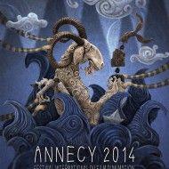 Site officiel du Festival et du Marché international du film d'animation d'Annecy